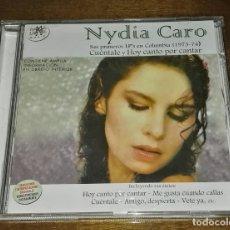 CDs de Música: NYDIA CARO 1973-74 SUS PRIMEROS LPS EN COLUMBIA. Lote 163987338