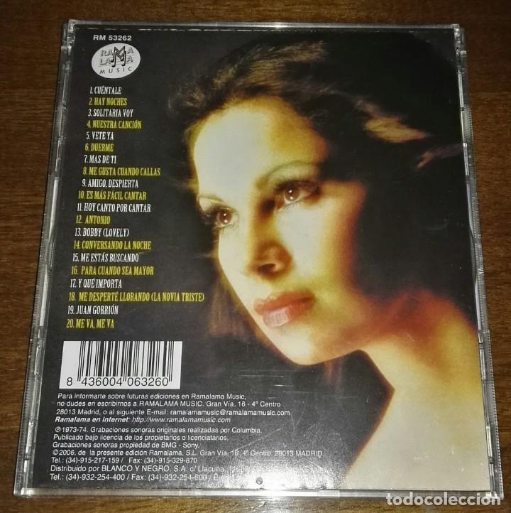 CDs de Música: NYDIA CARO 1973-74 SUS PRIMEROS LPS EN COLUMBIA - Foto 2 - 163987338