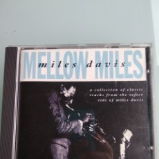 CDs de Música: MILES DAVIS – MELLOW MILES. Lote 164048578