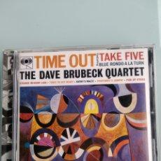 CDs de Música: THE DAVE BRUBECK QUARTET – TIME OUT. Lote 164051350