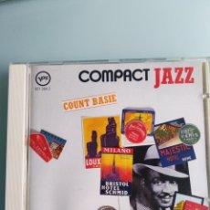 CDs de Música: COUNT BASIE – COUNT BASIE. Lote 164075834