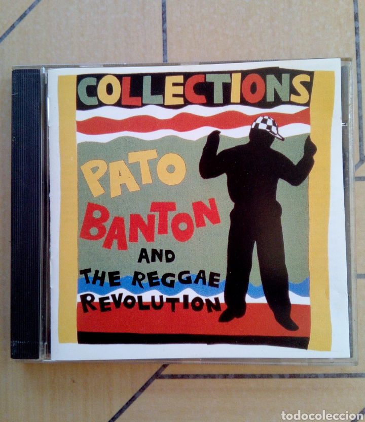 PATO BANTON AND THE REGGAE REVOLUTION - COLLECTIONS, I.R.S. RECORDS, 1994. HOLLAND. (Música - CD's Reggae)
