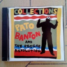 CDs de Música: PATO BANTON AND THE REGGAE REVOLUTION - COLLECTIONS, I.R.S. RECORDS, 1994. HOLLAND.. Lote 164112822