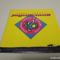 CD di Musica: 519- VICTOR COYOTE JAGUARUNDI SINGLE CD PROMOCIONAL . Lote 164123278