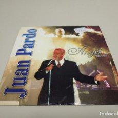 CD di Musica: 519- JUAN PARDO ANGEL RADIO EDIT SINGLE CD PROMOCIONAL. Lote 164159102