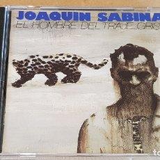 CDs de Música: JOAQUIN SABINA / EL HOMBRE DEL TRAJE GRIS / CD - ARIOLA-1988 / 12 TEMAS / LUJO.. Lote 164195274