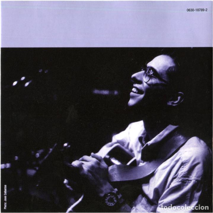 CDs de Música: Ximo Tebar with Lou Bennett & Idris Muhammad - Hello Mr. Bennett - Cd Spain 1997 - WEA ‎0630187892 - Foto 3 - 164197714