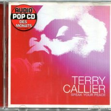 CDs de Música: TERRY CALLIER ‎- SPEAK YOUR PEACE - CD GERMANY 2002 - CLEARSPOT ‎EFA CD 60205 . Lote 164210714