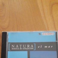 CDs de Música: NATURA. MÚSICA DE RELAJACIÓN. EL MAR. Lote 164213666