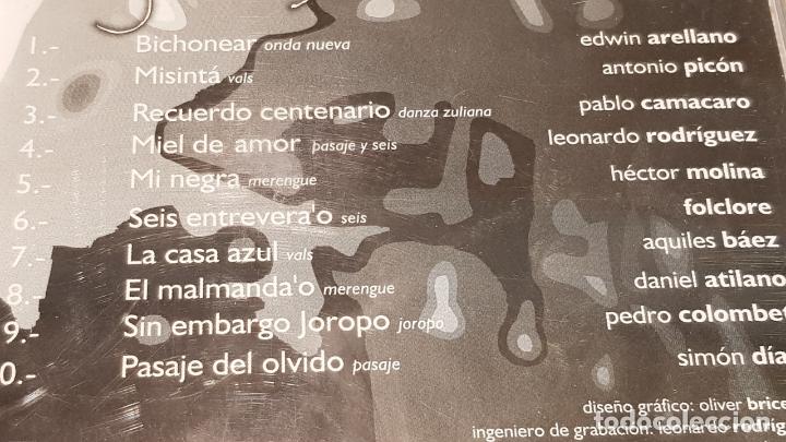 CDs de Música: LOS SINVERGUENZAS / BICHONEANDO / CD - MÚSICA VENEZOLANA / 10 TEMAS / DE LUJO. - Foto 4 - 164239810