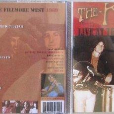 CDs de Música: KINKS, THE: LIVE AT THE FILLMORE WEST. GRABADO EN DIRECTO EN 1969. Lote 164240810
