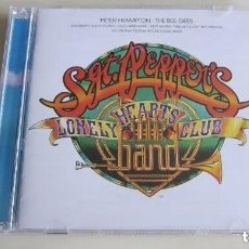 CDs de Música: SGT. PEPPERS LONELY HEARTS CLUB BAND - PETER FRAMPTON, BEE GEES - 2 CD *IMPECABLE*. Lote 150382858