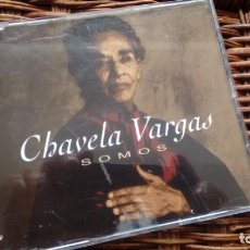 CDs de Música: CD-SINGLE PROMOCION DE CHAVELA VARGAS. Lote 164427410