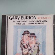 CDs de Música: GARY BURTON – REUNION. Lote 164439802