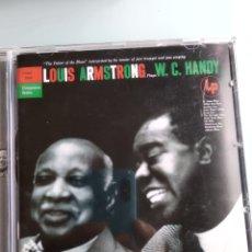 CDs de Música: LOUIS ARMSTRONG – PLAYS W.C. HANDY. Lote 164579138