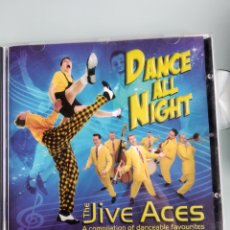 CDs de Música: THE JIVE ACES ?– DANCE ALL NIGHT. Lote 164585654