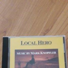 CDs de Música: MARK KNOPFLER. LOCAL HERO. Lote 164592521