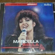 CDs de Música: MARCELLA BELLA I GRANDI SUCCESSI ORIGINALI CD IMPORT ITALY. Lote 164626254