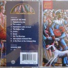 CDs de Música: KING CRIMSON: LADIES OF THE ROAD · LIVE 1971-1972. DOBLE CD. ROBERT FRIPP, BOZ BURRELL, MEL COLLINS,. Lote 164628886