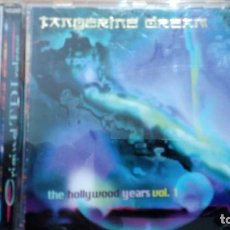 CDs de Música: TANGERINE DREAM THE HOLLYWOOD YEARS VOL. 1 CD. Lote 164630806