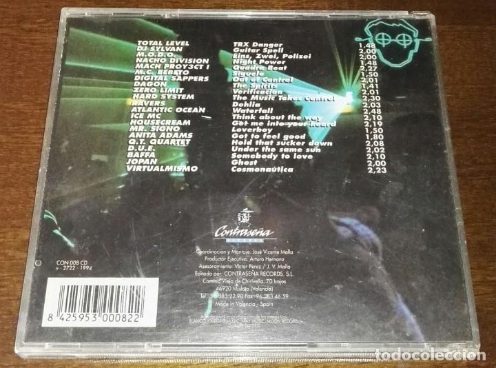 CDs de Música: actv en directo cd contraseña records - Foto 2 - 164661014