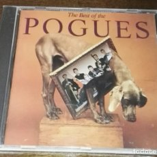 CDs de Música: THE BEST OF THE POGUES CD. Lote 164661506