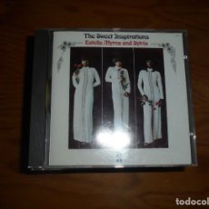 CDs de Música: THE SWEET INSPITRATIONS. ESTELLE, MYRNA AND SYLVIA. STAK, 1991. CD. IMPECABLE (#). Lote 164680414
