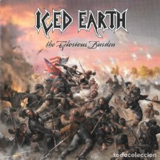 CDs de Música: ICED EARTH - THE GLORIOUS BURDEN - CD. Lote 164685286
