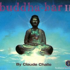 CDs de Música: DOBLE CD ALBUM: BUDDHA BAR II - VARIOS INTERPRETES - BY CLAUDE CHALLE - MADE IN FRANCE - AÑO 2000. Lote 164699054