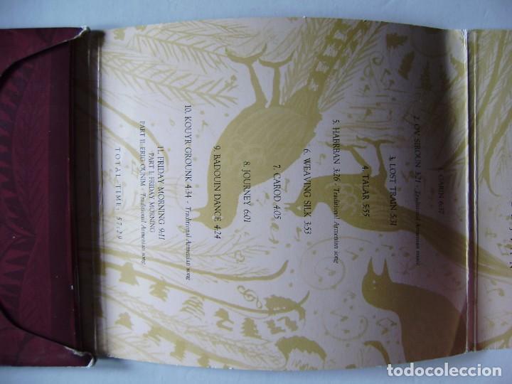 CDs de Música: HAIG YAZDJIAN.TALAR...1º ALBUM..MUSICA DEL ESTE.GRECIA-ARMENIA -SIRIA - Foto 2 - 164709438