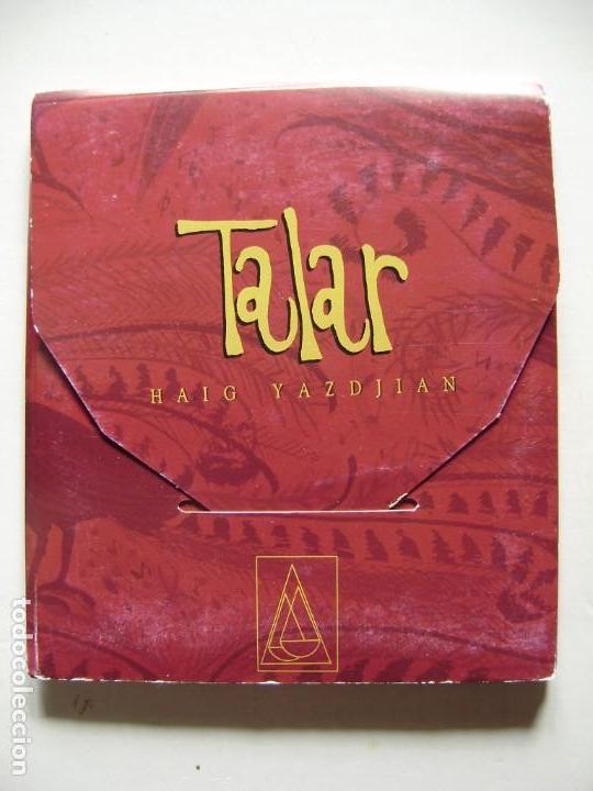 HAIG YAZDJIAN.TALAR...1º ALBUM..MUSICA DEL ESTE.GRECIA-ARMENIA -SIRIA (Música - CD's World Music)