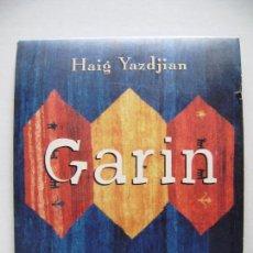 CDs de Música: HAIG YAZDJIAN.GARIN..MUSICA DEL ESTE GRECIA-ARMENIA-SIRIA.2º ALBUM. Lote 164710002