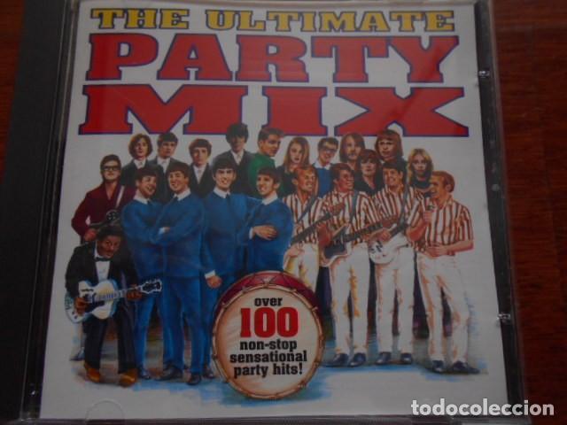 CD THE ULTIMATE PARTY MIX (Música - CD's Otros Estilos)