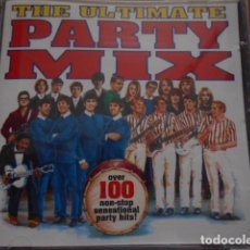 CDs de Música: CD THE ULTIMATE PARTY MIX . Lote 164729574