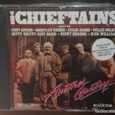CDs de Música: THE CHIEFTAINS ANOTHER COUNTRY. Lote 164738362
