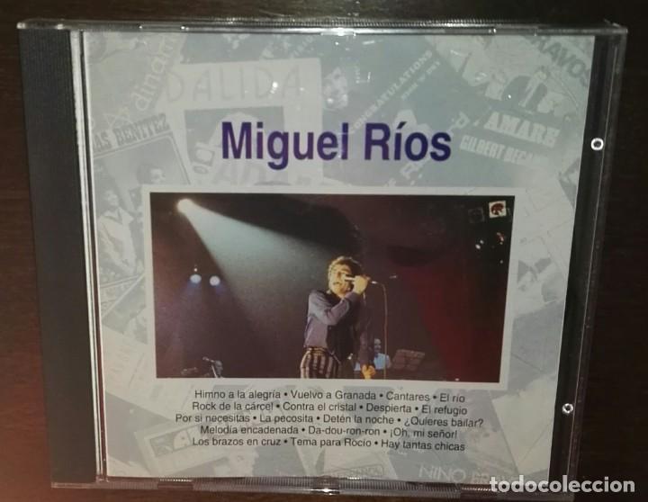 MIGUEL RIOS EXITOS 18 TEMAS DIVUCSA (Música - CD's Rock)