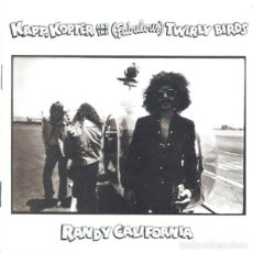 CDs de Música: RANDY CALIFORNIA - KAPT. KOPTER AND THE (FABULOUS) TWIRLY BIRDS. Lote 164755066