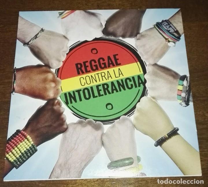 REGGAE CONTRA LA INTOLERANCIA PROMO CD (Música - CD's Reggae)