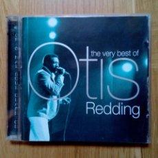 CDs de Música: OTIS REDDING - THE VERY BEST OF, ATLANTIC, 2000. EU.. Lote 164802690