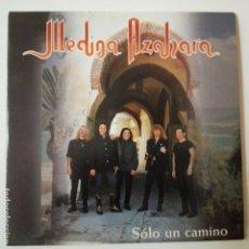 CDs de Música: MEDINA AZAHARA- SOLO UN CAMINO- CD SINGLE PROMOCIONAL EDICIÓN CATÓN- COMO NUEVO.. Lote 164809826