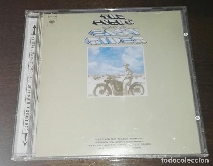THE BYRDS BALLAD OF EASY RIDER REMASTERIZADO (Música - CD's Rock)