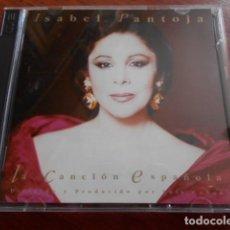 CDs de Música: 2 CD ISABEL PANTOJA LA CANCION ESPAÑOLA. Lote 164842874