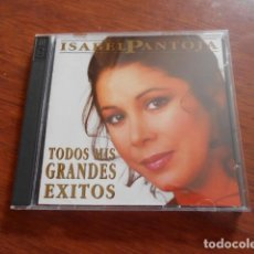 CDs de Música: 2 CD ISABEL PANTOJA (TODOS MIS GRANDES EXITOS). Lote 164843038