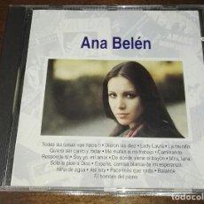 CDs de Música: ANA BELEN - LA MUSICA DE TU VIDA. Lote 164845186
