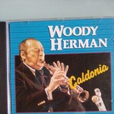 CDs de Música: WOODY HERMAN- CALDONIA. Lote 164888110