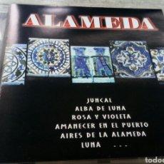 CD de Música: ALAMEDA CD. HORUS. ROCK ANDALUZ.. Lote 164897876