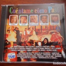 CDs de Música: 2 CD CUÉNTAME CÓMO PASÓ. Lote 164930894