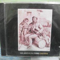 CDs de Música: A.C. AIRIÑOS DA TORRE CONTIÑOS CD ALBUM GALICIA A CORUÑA PRECINTADO PEPETO. Lote 164963426