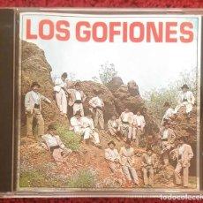 CDs de Música: LOS GOFIONES (LOS GOFIONES) CD 1999 * DIFICIL DE CONSEGUIR EN CD. Lote 164967770