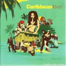 CDs de Música: 4 CD'S BOX CARIBBEAN FEVER ( LORD KOSSITY, MR.VEGAS, CAPLETON, ELEPHANT MAN, SALSA FEVER, VAKERO ETC. Lote 164968006